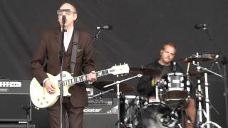 Train In Vain - Mick Jones + Pete Wylie + The Farm - Heaton Park - 1 July 2012
