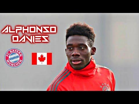 Alphonso Davies 2018-2019 - Wonder Boy - Welcome To Bayern - Crazy Skills Show
