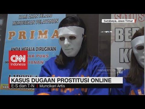 Muncikari: Sejumlah Artis Menawarkan Diri Gabung Prostitusi Online Mp3
