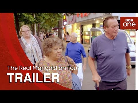 Download Youtube: The Real Marigold on Tour: Trailer - BBC One