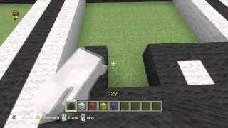 Minecraft Xbox 360 Edition: How To Build Monopoly Part 1