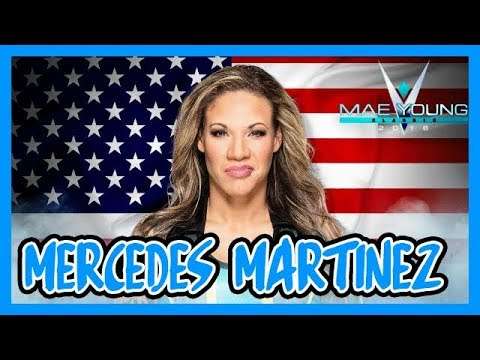 Top 20 Moves of Mercedes Martinez