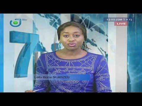7HEBDO - (CAN 2019 et AMNESTY INTERNATIONAL) - Dimanche 23 Juillet 2017 - Leila Reine NGANZEU