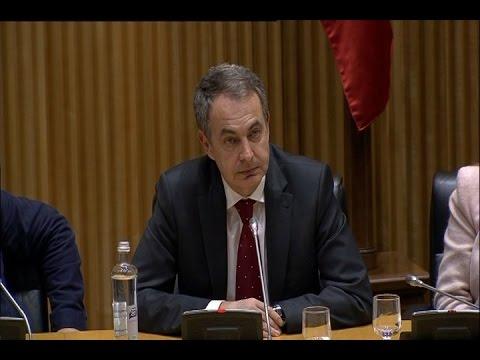Zapatero homenajea a su compañero y amigo José Antonio Alonso