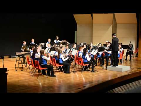 Warren Woods Middle School Cadet Band - Imperium