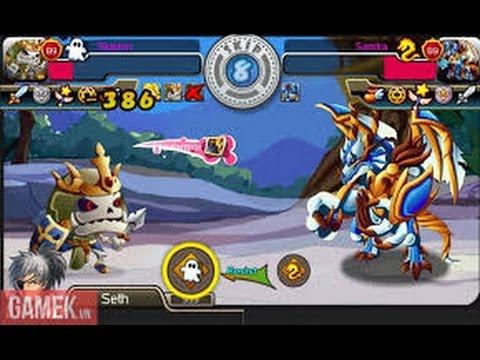 [☆Pet-Arena Plus☆] Giới thiệu game nuôi thú giống Pokemon™