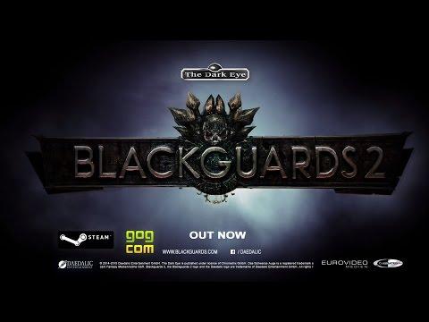 Blackguards 2 - Official Trailer - English