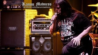 Cannibal Corpse - Make Them Suffer HD (Aug 25 2012 - Anaheim CA) by Kanon Madness