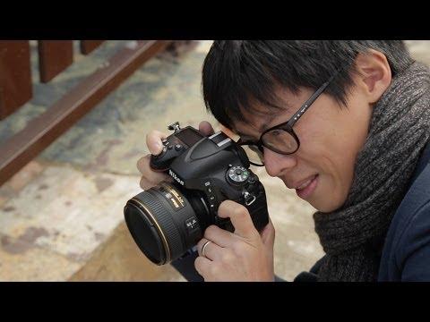 Nikon AF-S Nikkor 58mm f/1.4G Hands-on Review