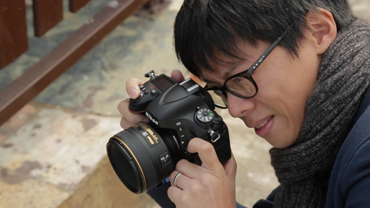 Nikon Teleobiettivo Professionale AF-S 85 mm 1:1.4 G ...