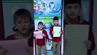 Gambar cover Arsin Mehmet Akif Ersoy Ortaokulu- Kerem Veyis- Atakan Bozkurt #hayalimdekirobot