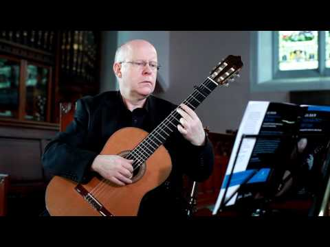 Sarabande BWV 1008 by J.S. Bach, performed by John Feeley