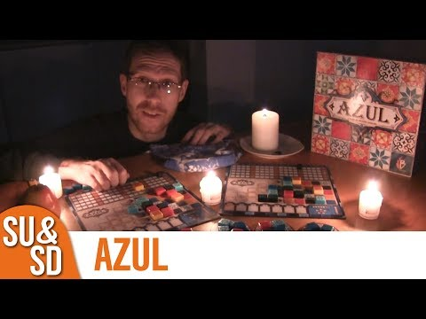 Azul - Shut Up & Sit Down Review