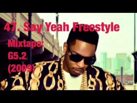King Los Top 50 Best Verses (2009-Present)