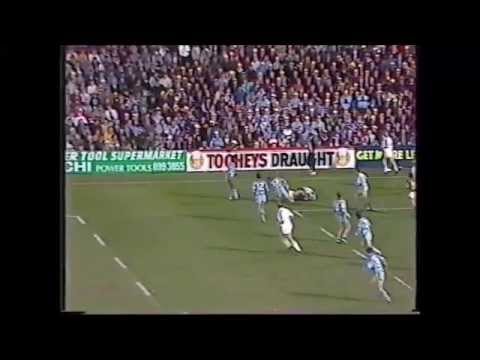 St Johns College WoodLawn v St Gergorys Campbelltown 1990 Grand Final