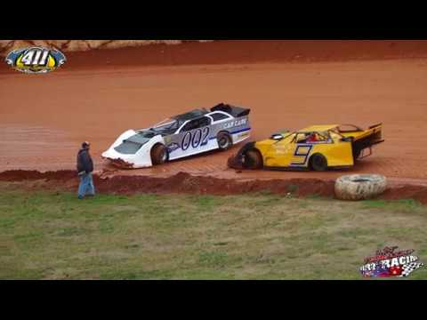 Crate Model Sweetheart Feature @ 411 Motor Speedway (2-16-19) - dirt track racing video image