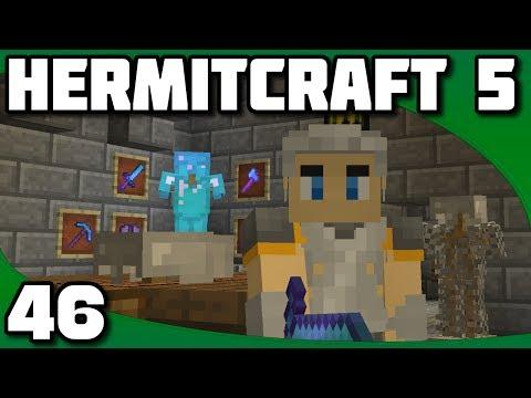Hermitcraft 5 - Ep. 46: The Armory