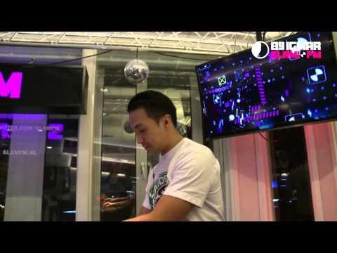 Laidback Luke (DJ-set)   Bij Igmar