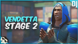 Vendetta Skin Stage 2: Suit Up Set - Saison 9 Battle Pass! (Fortnite Battle Royale)