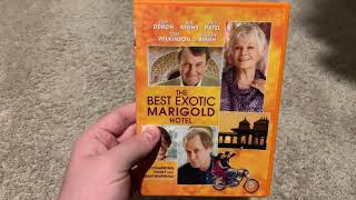 The Best Exotic Marigold Hotel DVD Review