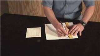 Fun Tabletop Games : How to Make Yahtzee Score Sheets