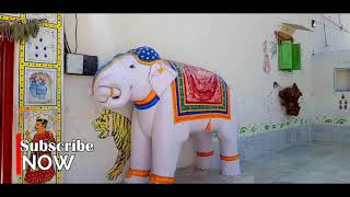 Shri Shrinath ji ka Prachin Mandir, Ghasiyar | Naathdwara | घसियार | नाथद्वारा | #YeathartSuraceVlog