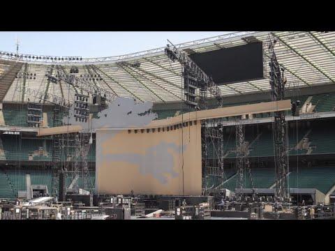 PRG SPACEFRAME™ technology Interviews-#U2TheJoshuaTree2017 in London-ShortEdit