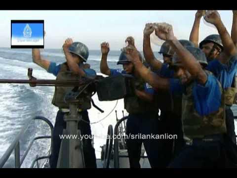 Sri Lankan Navy documentary (Sinhala version)