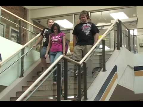 Kent State University at Trumbull - Fall 2010 - Montage