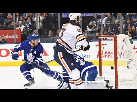 McDavid torches Rielly for goal-of-the-year candidate
