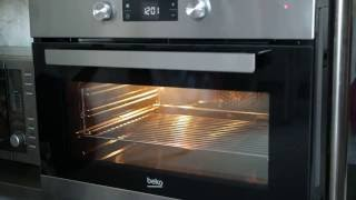 Beko BCM12300X built in oven