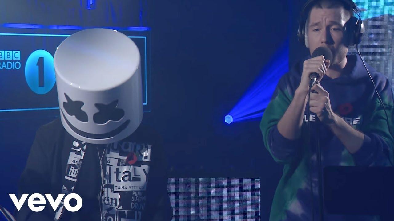 Marshmello - Happier ft. Bastille (in the Live Lounge) image