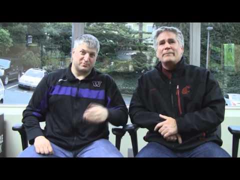 Kevin Calabro Show Warmup -- 2/21/2012