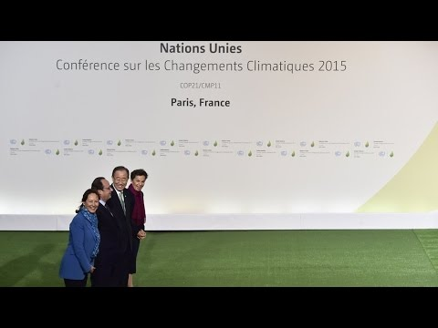 فرانس 24: Paris Climate conference: COP21 summit opens amid high security after terror attacks