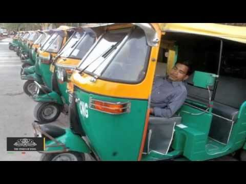 Commuters Stranded as Autos, Taxis Stay Off Delhi Roads