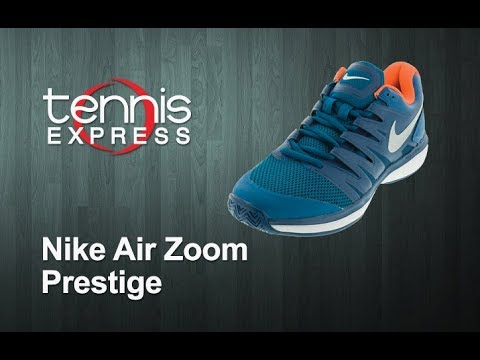 0fd36efc93eb Nike Air Zoom Prestige Tennis Shoe Review | Tennis Express - YouTube