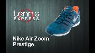 Nike Air Zoom Prestige Tennis Shoe Review | Tennis Express
