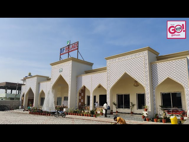 GLB | PRIYANK KHARGE, ISHWAR KHANDRE VISITS QP PALACE FUNCTION HALL | NOW OPEN BESIDE NEWTON SCHOOL