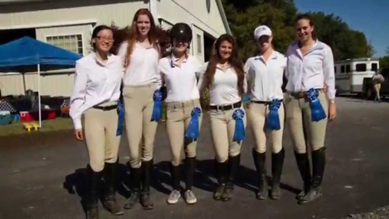 Lafayette College Equestrian Team 2014 2015 Youtube
