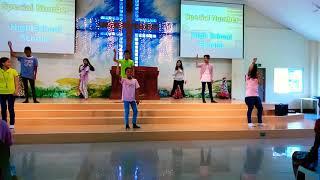 Every Move I Make - Hillsong kids #TICM #SMCyp #dance