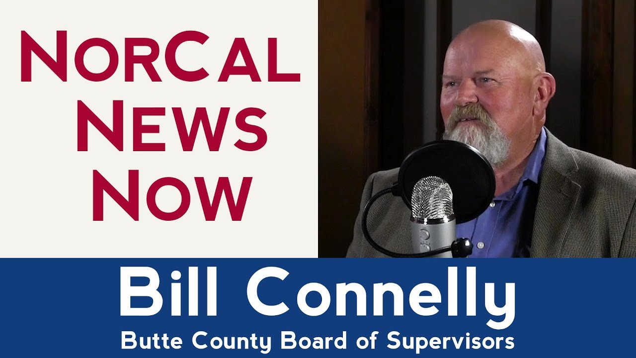 Oroville Dam Crisis & Highway 70 Dangers w/Bill Connelly, Butte County  Supervisor District 1