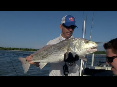 Reel Time Florida Sportsman - Inlet Fishing for Snook and Re