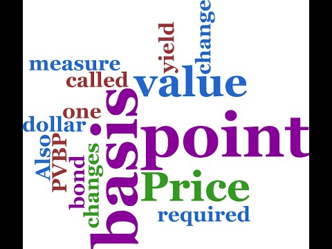 What is a Basis Point?
