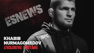 MUST WATCH -- FIND OUT WHAT THE MANAGER OF KHABI says about his next fight | ESNEWS MMA