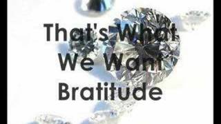 Bratz - Bratitude [Lyrics]