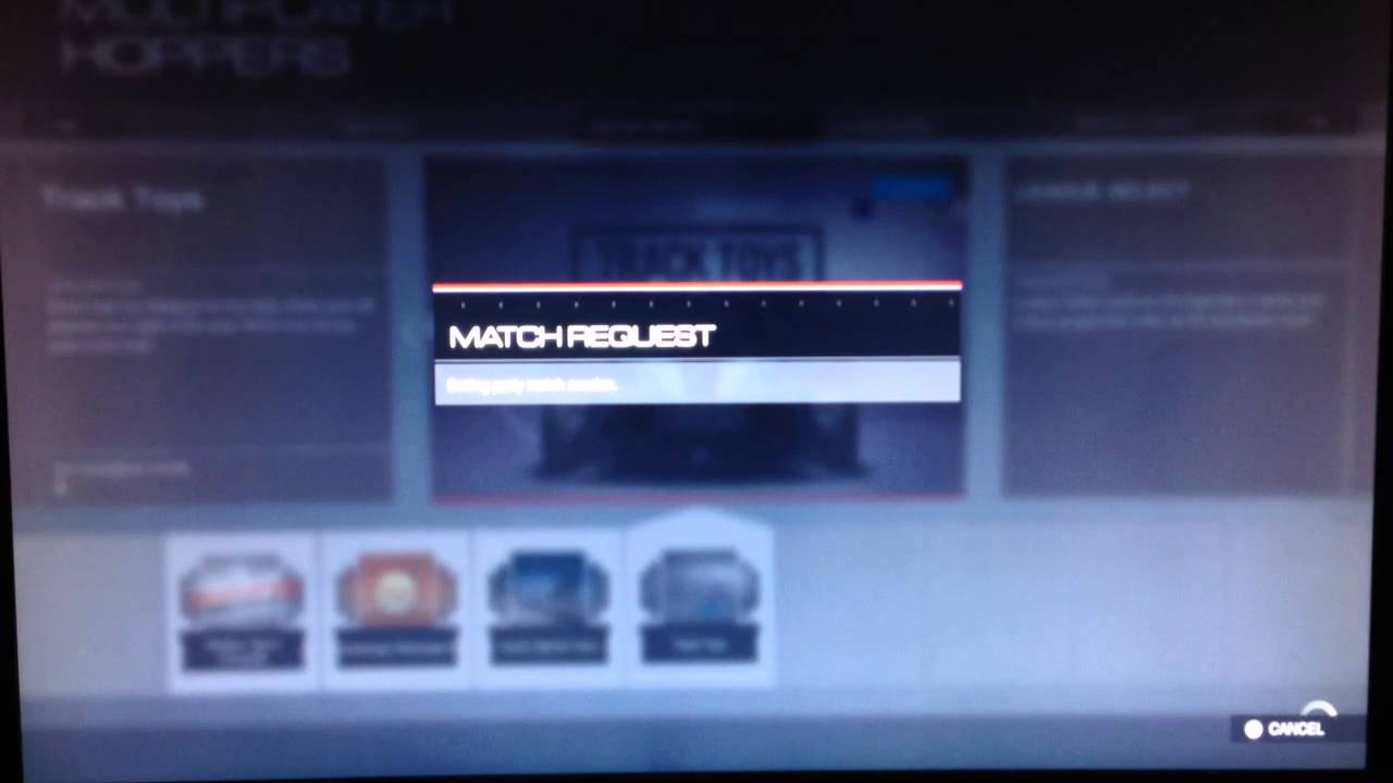 Forza 5 matchmaking problems