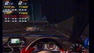 Driving Emotion Type-S - cockpit view PS2 [by Udde]