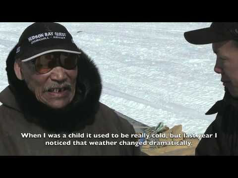 Experiences of Climate Change - Inuit Knowledge