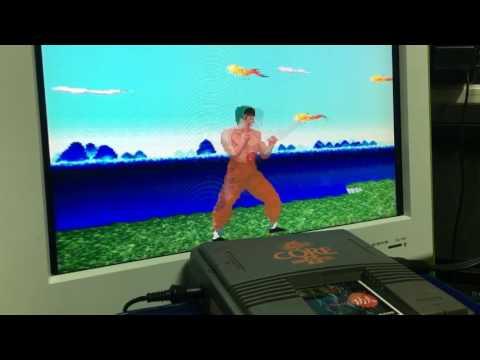 NEC PC engine core grafx 2 PCE 懷舊電玩 功夫、桃太郎電鐵2、 裸卡*5、天之聲2