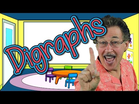 Digraphs | Phonics Song for Children | Phonemic Awareness | Jack Hartmann